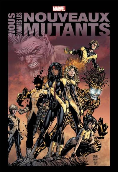 Couverture Nous sommes les nouveaux mutants