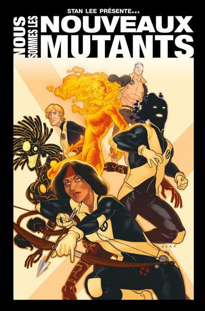 Page 1 Nous sommes les nouveaux mutants