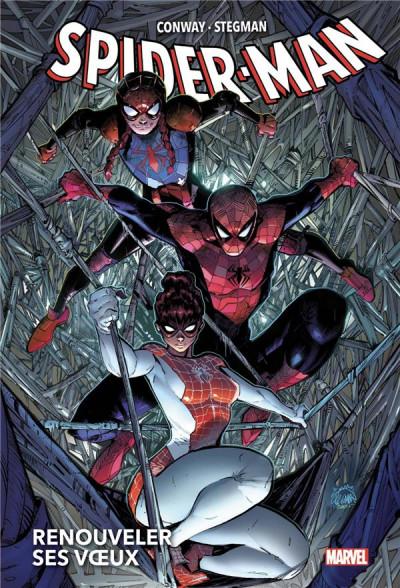 Couverture Spider-man - Renouveler ses voeux tome 1