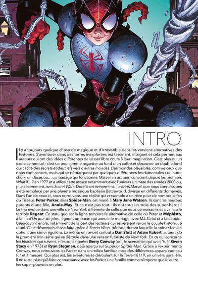 Page 4 Spider-man - Renouveler ses voeux tome 1