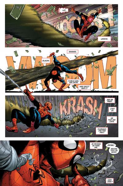 Page 7 Spider-man - Renouveler ses voeux tome 1