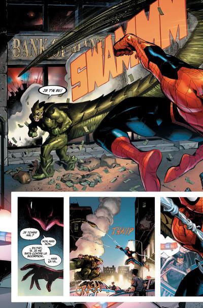 Page 8 Spider-man - Renouveler ses voeux tome 1