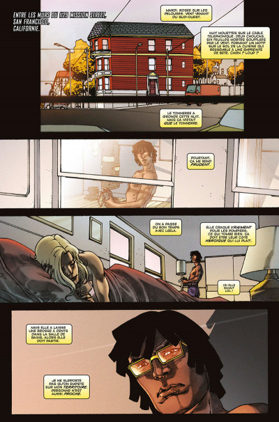 Page 8 New mutants & Loki - En exil