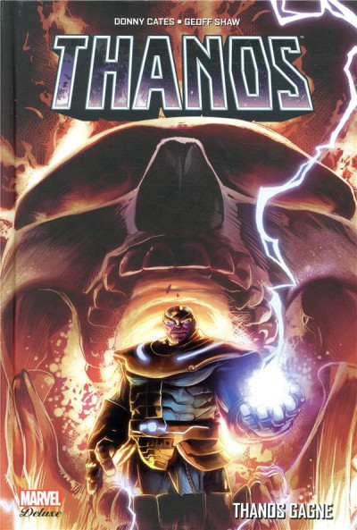 Couverture Thanos tome 2