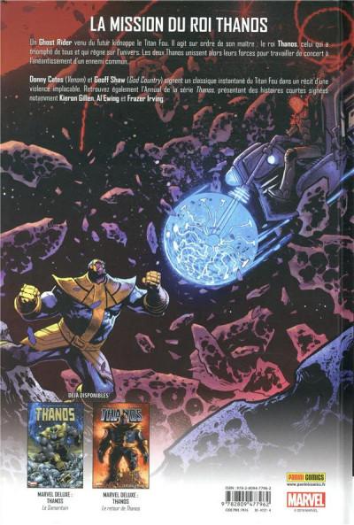 Dos Thanos tome 2