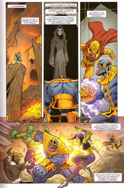 Page 2 Thanos tome 2