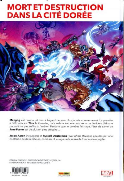 Dos Marvel legacy - Thor