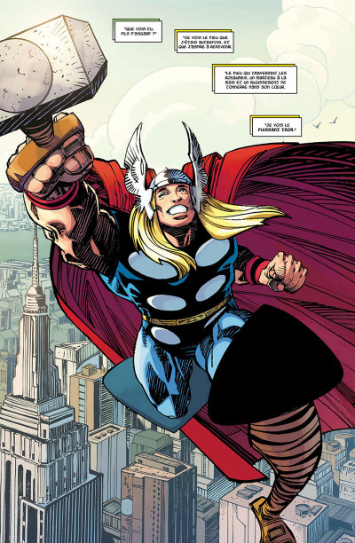 Page 6 Marvel legacy - Thor