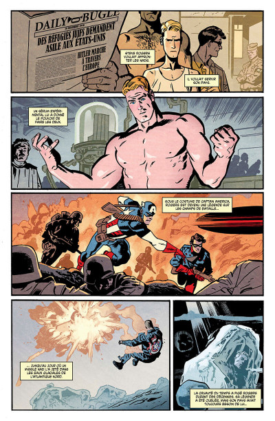 Page 5 Marvel legacy - Captain America
