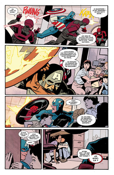 Page 7 Marvel legacy - Captain America