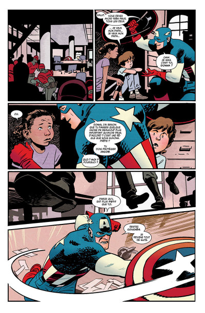 Page 8 Marvel legacy - Captain America