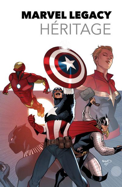 Page 1 Marvel legacy - Héritage