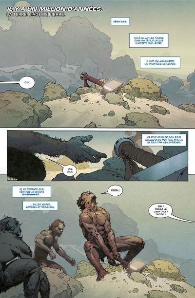 Page 5 Marvel legacy - Héritage
