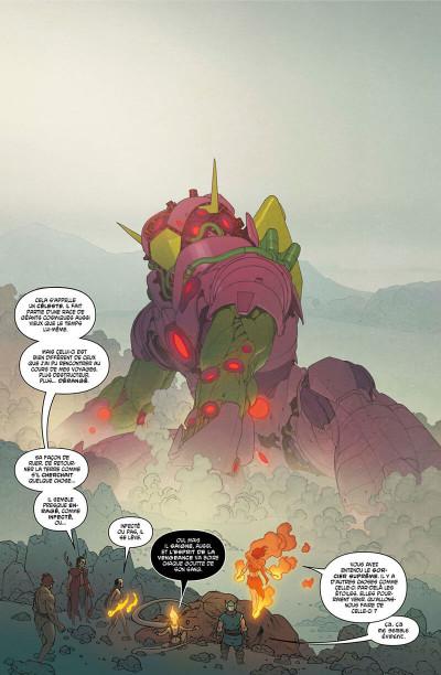 Page 9 Marvel legacy - Héritage
