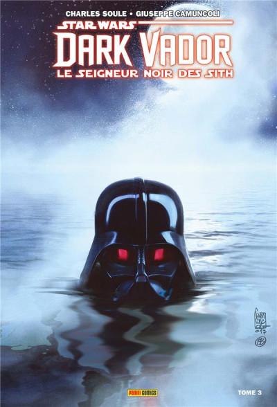 Couverture Dark Vador - Le seigneur noir des sith tome 3