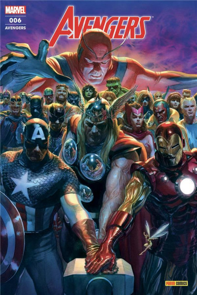 Couverture Avengers (fresh start) tome 6