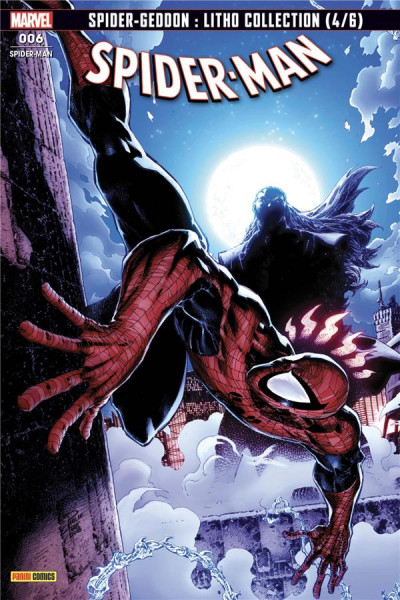 Couverture Spider-man (fresh start) tome 6