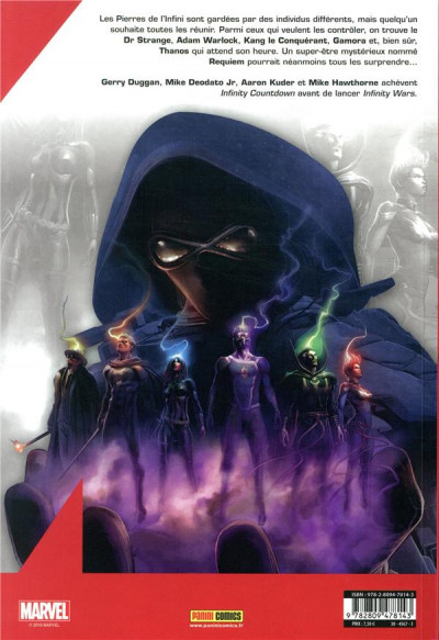 Dos Infinity wars (fresh start) tome 4
