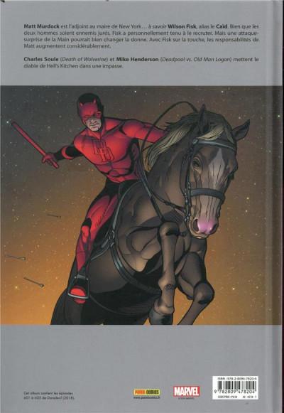 Dos Daredevil legacy tome 2