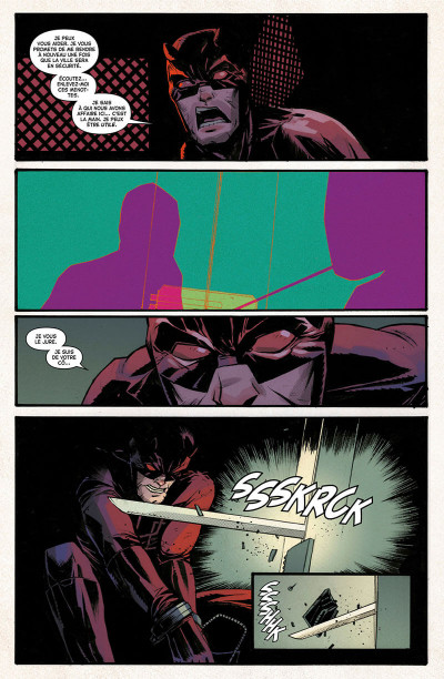 Page 9 Daredevil legacy tome 2
