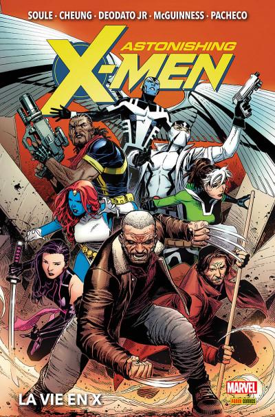 Couverture Astonishing X-men
