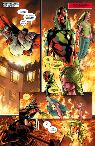 Page 6 Marvel legacy - Avengers/Champions