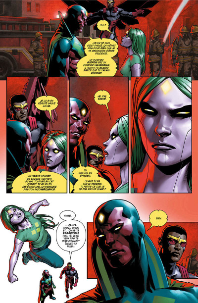 Page 8 Marvel legacy - Avengers/Champions