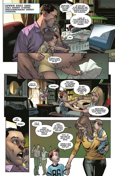 Page 9 Marvel legacy - Amazing spider-man tome 1