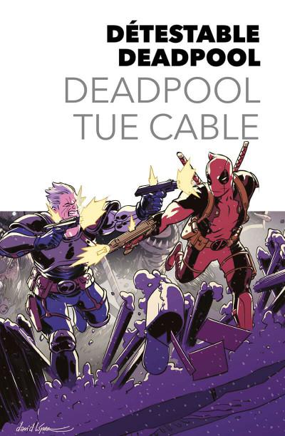 Page 1 Marvel legacy - Détestable deadpool tome 1