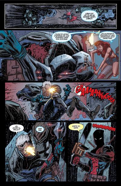 Page 5 Marvel legacy - Détestable deadpool tome 1