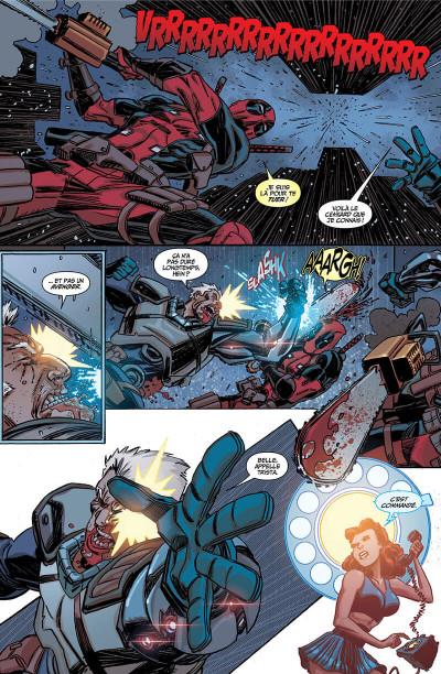 Page 6 Marvel legacy - Détestable deadpool tome 1