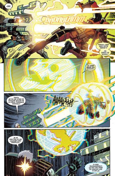 Page 8 Marvel legacy - Détestable deadpool tome 1