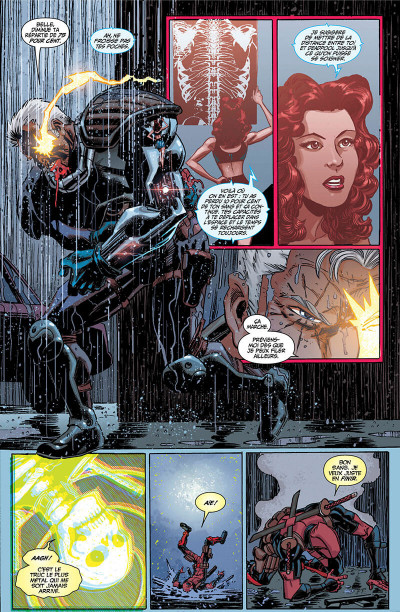 Page 9 Marvel legacy - Détestable deadpool tome 1