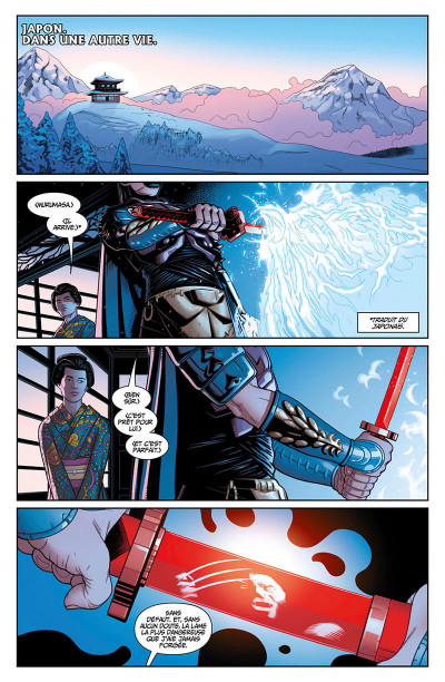 Page 5 Marvel legacy - All-new wolverine tome 1