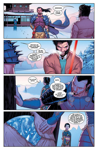 Page 6 Marvel legacy - All-new wolverine tome 1