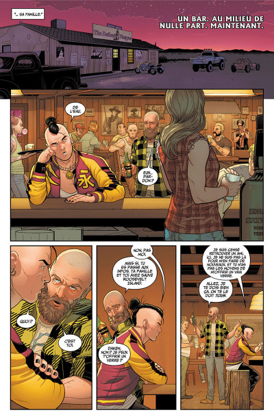 Page 7 Marvel legacy - All-new wolverine tome 1