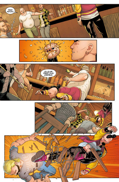 Page 9 Marvel legacy - All-new wolverine tome 1