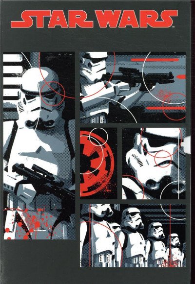Couverture Star wars absolute tome 2