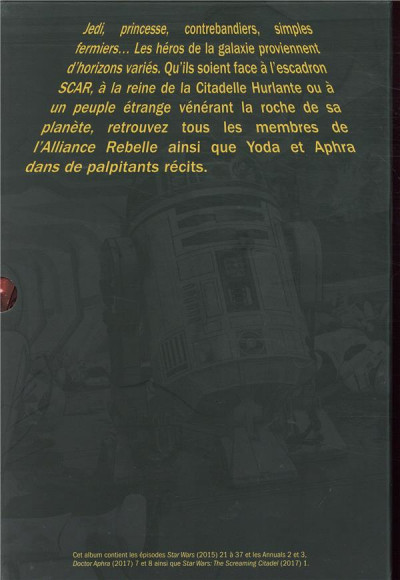 Dos Star wars absolute tome 2