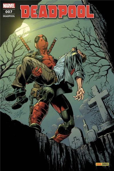 Couverture Deadpool (fresh start) tome 7