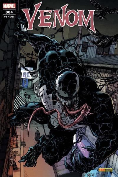 Couverture Venom (fresh start) tome 4