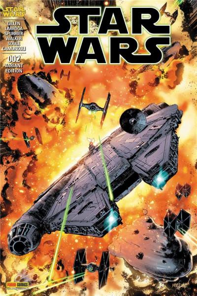 Couverture Star wars - fascicule série 3 tome 2 (couverture 2/2)