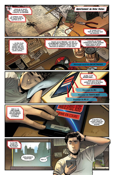Page 5 Marvel's Spider-man - City at war