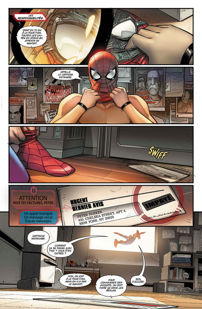 Page 6 Marvel's Spider-man - City at war