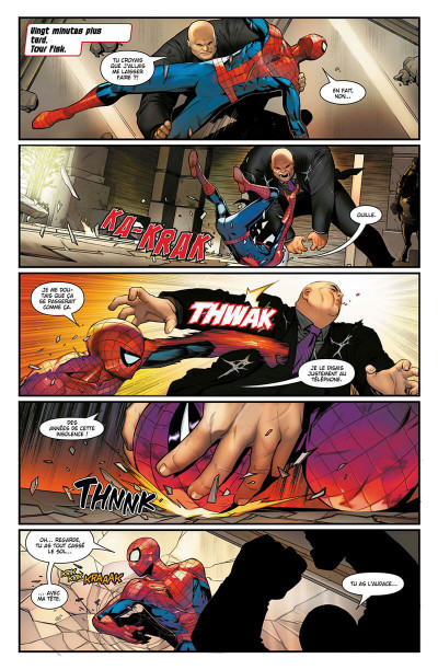Page 8 Marvel's Spider-man - City at war