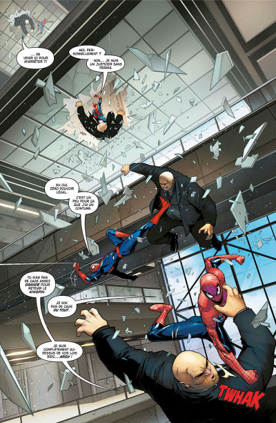 Page 9 Marvel's Spider-man - City at war