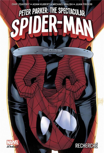 Couverture Peter Parker - Spectacular Spider-man tome 1