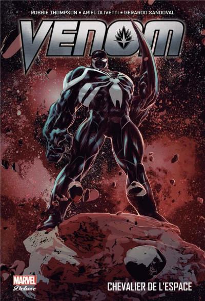 Couverture Venom - Agent du cosmos