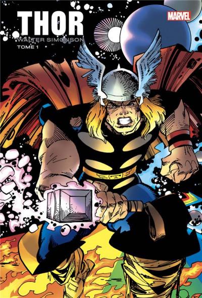 Couverture Thor par Simonson tome 1