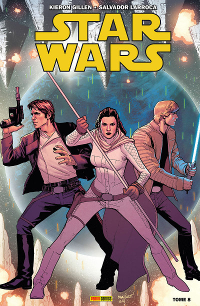 Couverture Star wars tome 8